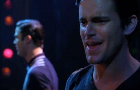 Matt Bomer Glee