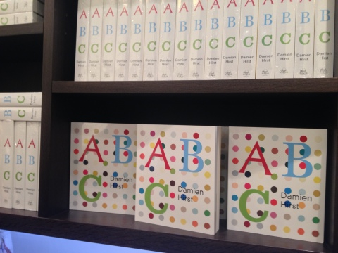 Other Criteria ABC by Damien Hirst