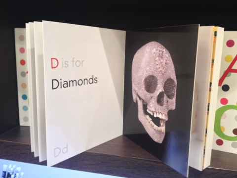 d is for diamonds