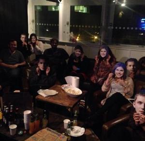 Percy Jackson Instagram party