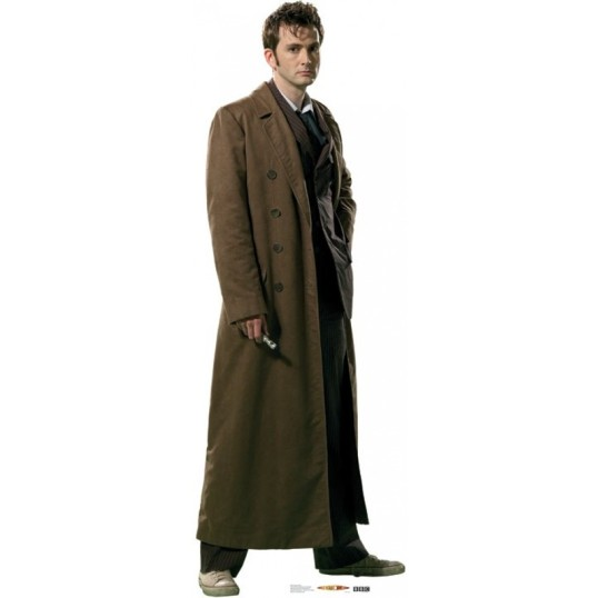 David Tennant Doctor Who costume