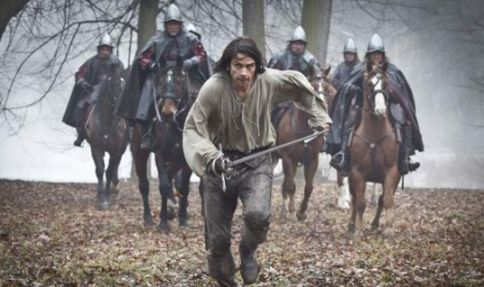 The Musketeers d'Artagnan
