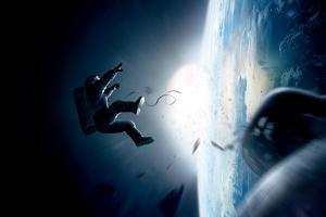 Gravity BAFTA cinematography
