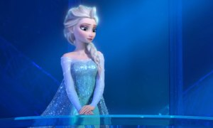 Frozen BAFTA