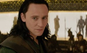 Tom Hiddleston Loki Thor The Dark World