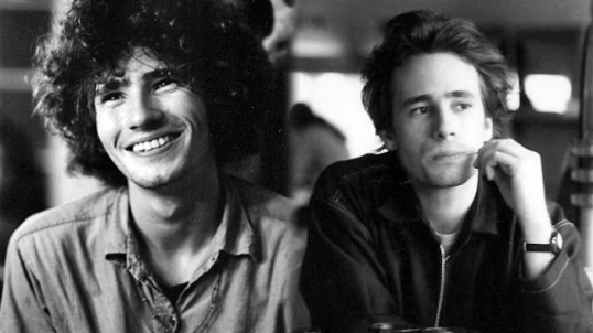 Tim and Jeff Buckley