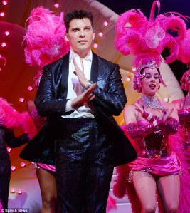 Nigel Harman as Simon Cowell