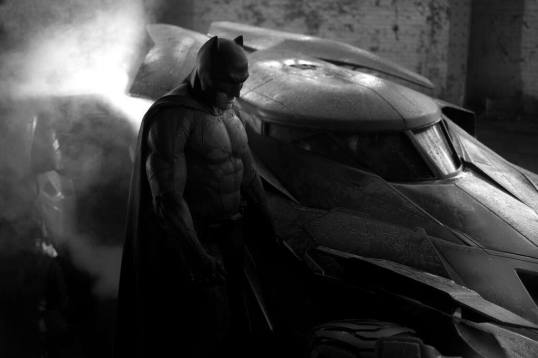 Batman v Superman first look image