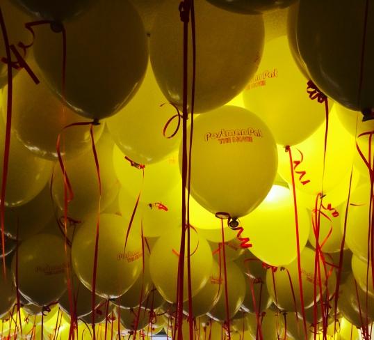 Postman Pat balloons