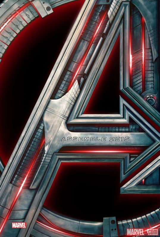 Avengers Age of Ultron trailer poster