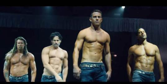 Magic Mike XXL teaser trailer