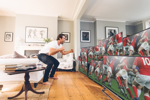 Ben Foden Currys PC World