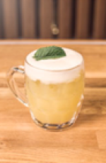 Rugby Honey cocktail